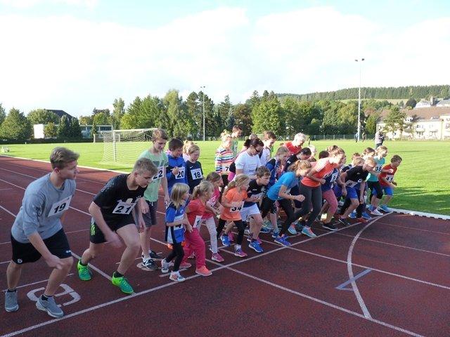Start Paarlauf 2017