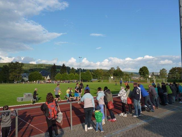 Zuschauer Paarlauf 2017