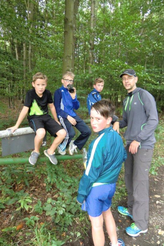 Lauf- und Radsport Trainingslager 2017
