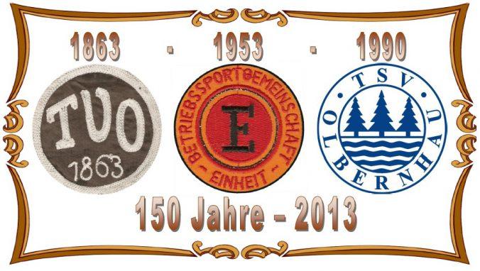 150 Jahre TSV Olbernhau e. V. 2013