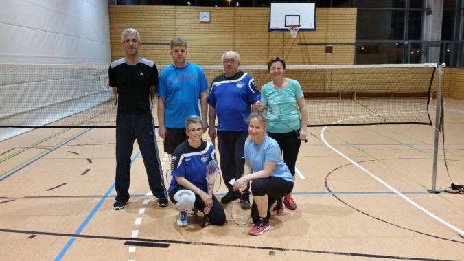 Sektion Badminton