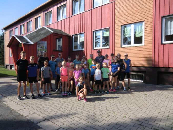 Trainingslager Lauf- und Radsport 2019 - Unser Lagerteam!