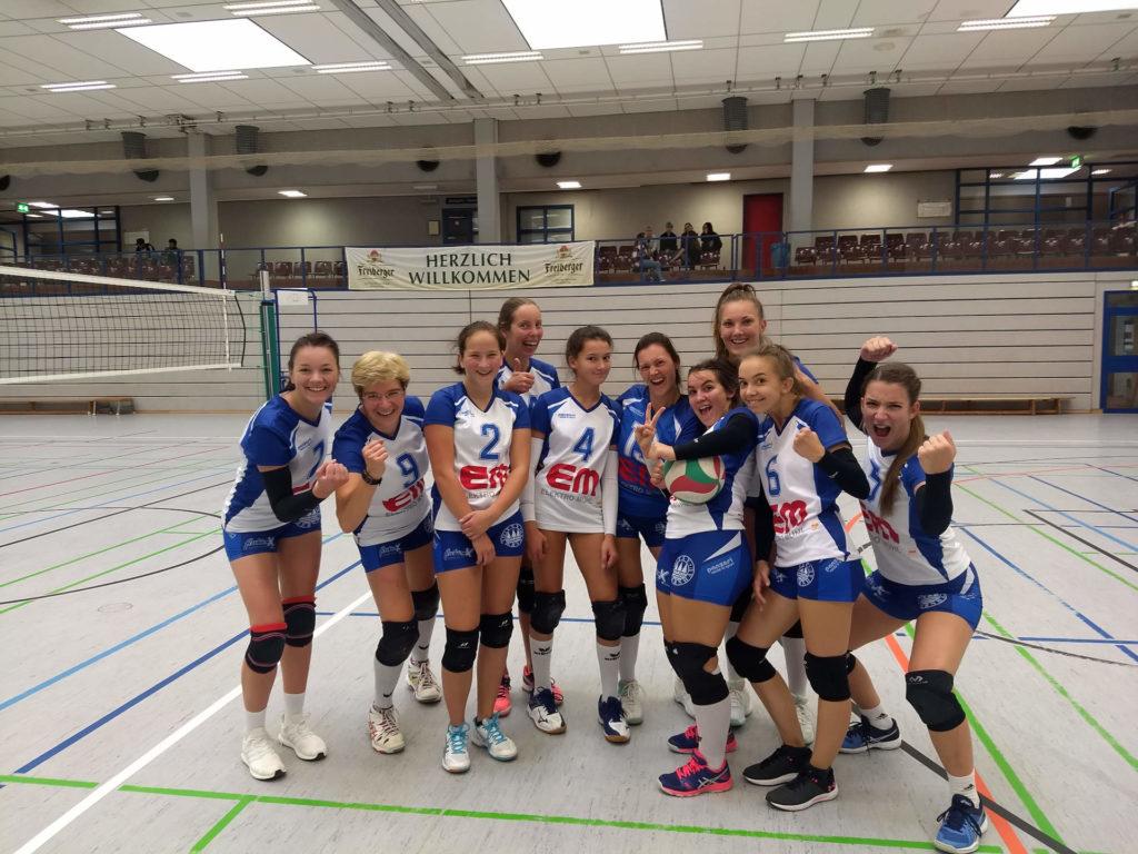 TSV Olbernhau e. V. Volleyballteam Damen Saison 2020 / 2021